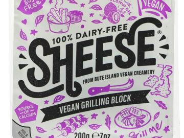 Bute Island Sheese Vegan Grilling Block