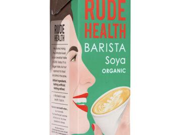 Rude Health Barista Soya Organic