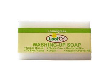 LoofCo Lemongrass Washing-Up Soap