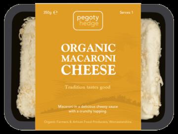 Pegoty Hedge Macaroni Cheese Organic