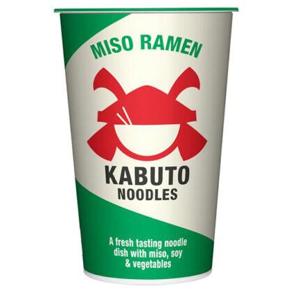 Kabuto Noodles Miso Ramen