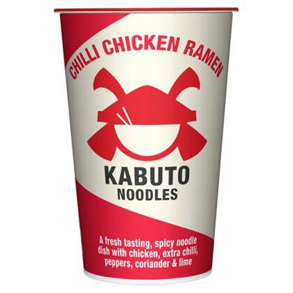 Kabuto Chilli Chicken Ramen Noodles