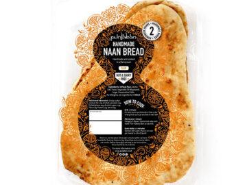 Punjaban Handmade Plain Naan Bread