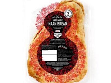 Punjaban Handmade Chilli Naan Bread