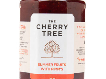 The Cherry Tree Summer Fruits With Pimm's Jam