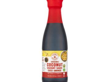 Coconut Merchant Coconut Savoury Sauce Coco Aminos Organic