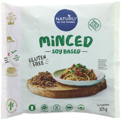 Naturli Vegan Mince Soy Based