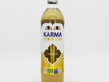 Karma Kombucha Ginger Organic