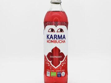Karma Kombucha Raspberry Organic