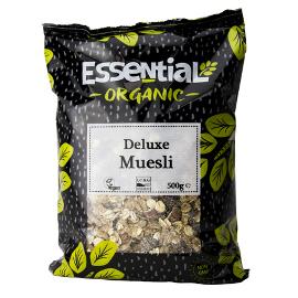 Essential Deluxe Muesli Organic