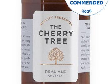 The Cherry Tree Real Ale Chutney