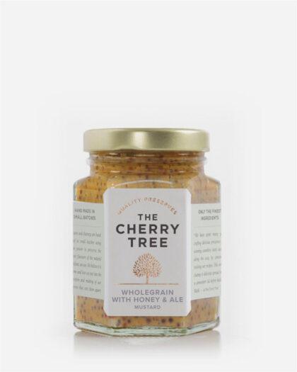 The Cherry Tree Wholegrain Mustard With Honey & Ale