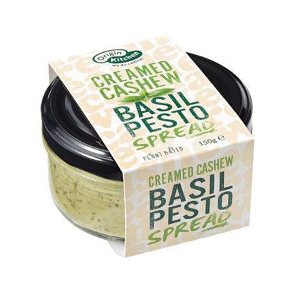 Origin Kitchen Cashew Basil Spread