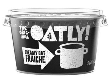 Oatly Creamy Oat Fraiche