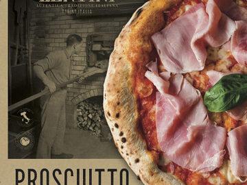Lentini Prosciutto Pizza