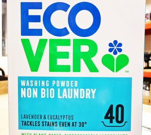 Ecover Non Bio Lavender & Eucalyptus Washing Powder 3kg