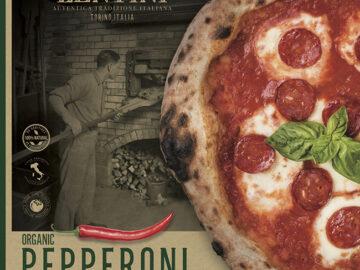 Lentini Pepperoni Pizza