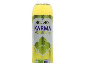 Karma Kombucha Lemon Organic