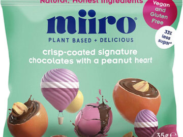 Miro Peanuts Coated in Chocolate