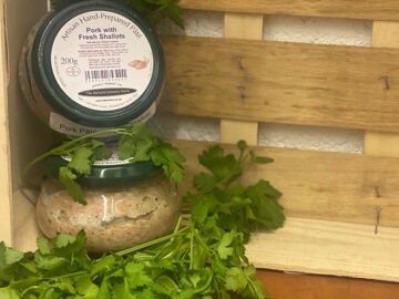 The Natural Grocery Store Handmade Pork Pate with Shallots