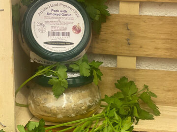 The Natural Grocery Store Handmade Pork Pate with Smoked Garlic