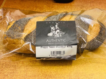 Authentic Bread Company White Poppy Bloomer Organic