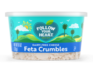 Follow Your Heart Greek Style Crumbles