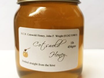 Mr. Wright's Cotswold Runny Honey