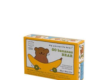 Artisan Go Bananas Bear Biscuits
