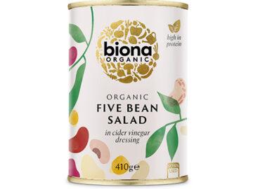 Biona Five Bean Salad Organic