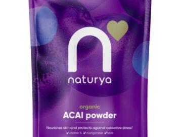 Naturya Acai Powder Organic