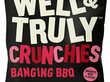 Well & Truly Banging BBQ Crunchies