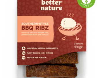 Better Nature Southern Style BBQ Ribz