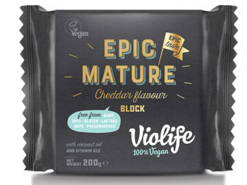 Violife Epic Mature Cheddar Flavour Block