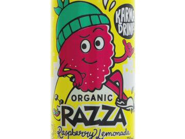 Karma Drinks Razza Raspberry & Lemonade Organic