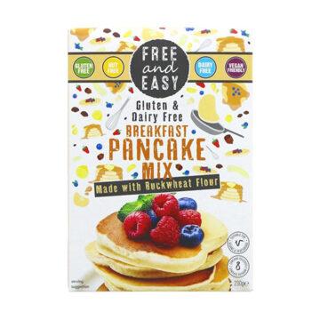 Free & Easy Breakfast Pancake Mix