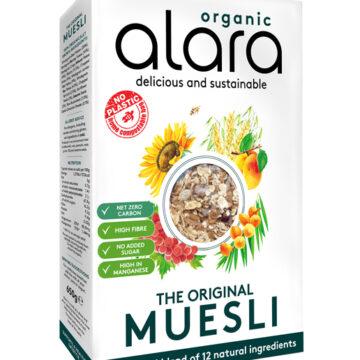 Alara The Original Muesli Organic