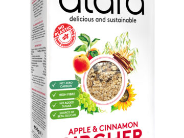 Alara Apple & Cinnamon Bircher Organic