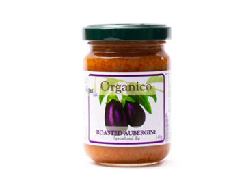 Organico Roasted Aubergine Spread & Dip