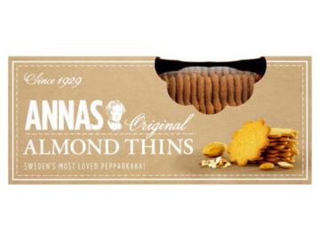 Annas Original Almond Thins
