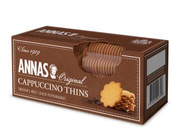 Annas Original Cappuccino Thins