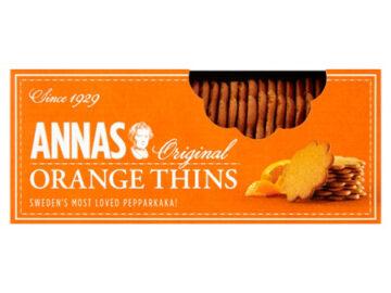 Annas Original Orange Thins