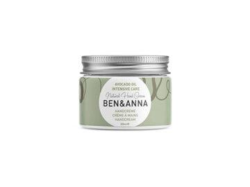 Ben & Anna Avocado Oil Intensive Care Hand Cream