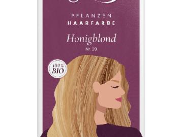 Ayluna Honey Blonde Hair Dye