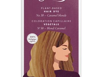 Ayluna Plant-Based Hair Dye Caramel Blonde Organic