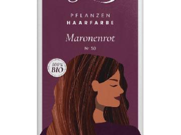 Ayluna Maroon Red Hair Dye