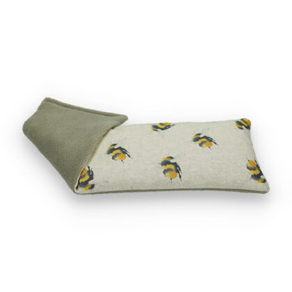 The Wheat Bag Company Unscented Wheat Bag Bumble Bee Print