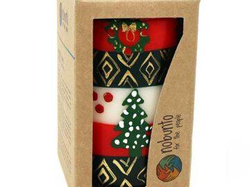 Nobunto Christmas Candle