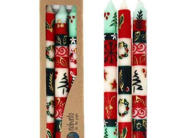 Nobunto Long Christmas Candles