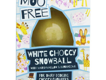 Moo Free White Choccy Snowball